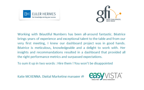 gfi euler hermes easyvista Rousseau Event Sipperec SoftFluent Remparts So-xperts