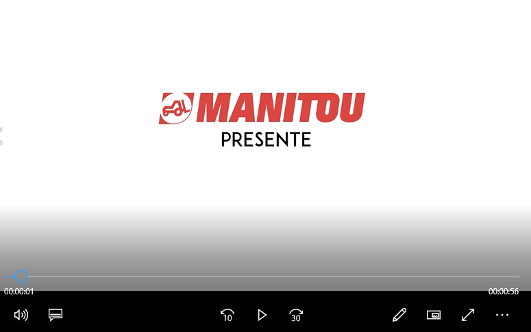 Manitou keynote marketing B2B